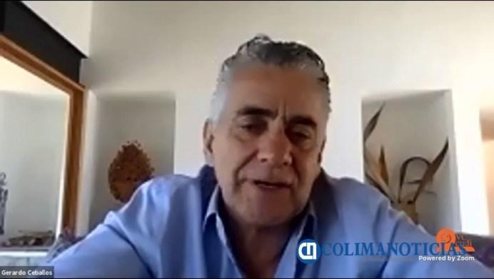Conferencia sobre extinción de especies_Gerardo Ceballos González