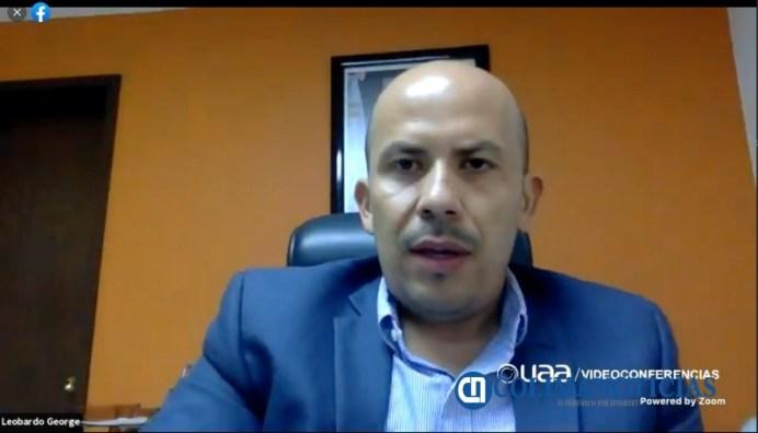 Foro de buenas prácticas ANUIES-RCO_Mesa V_Leobardo George Ocón