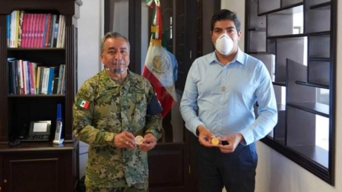 Hilario Durán, comandante de la II Región Naval en Ensenada, fue encontrado muerto