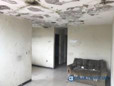 Mujer urge a Infonavit demoler o dar mantenimiento a casa cuadruplex por temor a que se desplome5