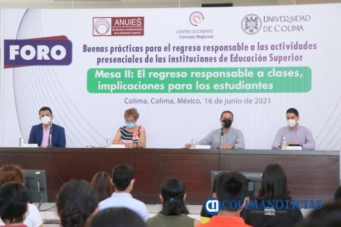 PRINCIPAL_UdeC, sede de mesa 2 ANUIES RCO sobre buenas prácticas para el regreso (1)