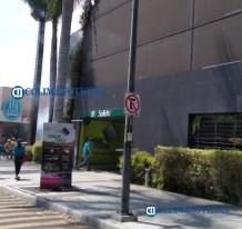 Se incendia estructura de estacionamiento de La Marina San Fernando (2)