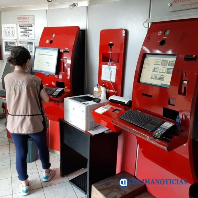 kioscos de gobierno colima