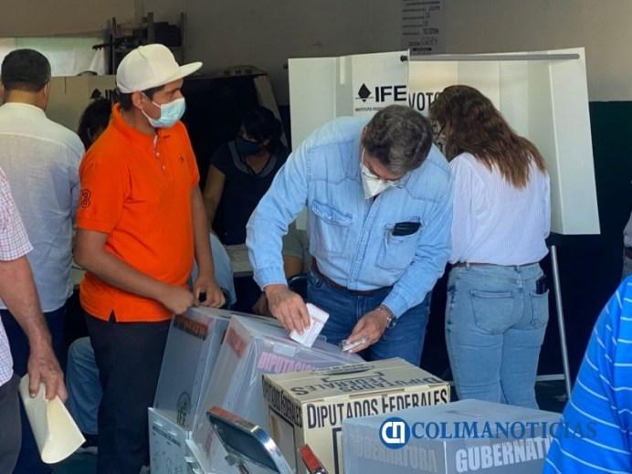 vota elias lozano
