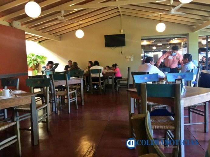 Restauranteros de Colima