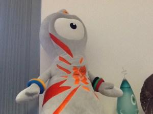 Wenlock, Olympic Mascot 2012