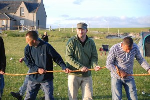 Tug of War, Taransay