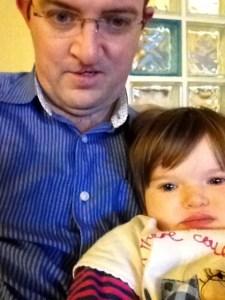 Fiona and me