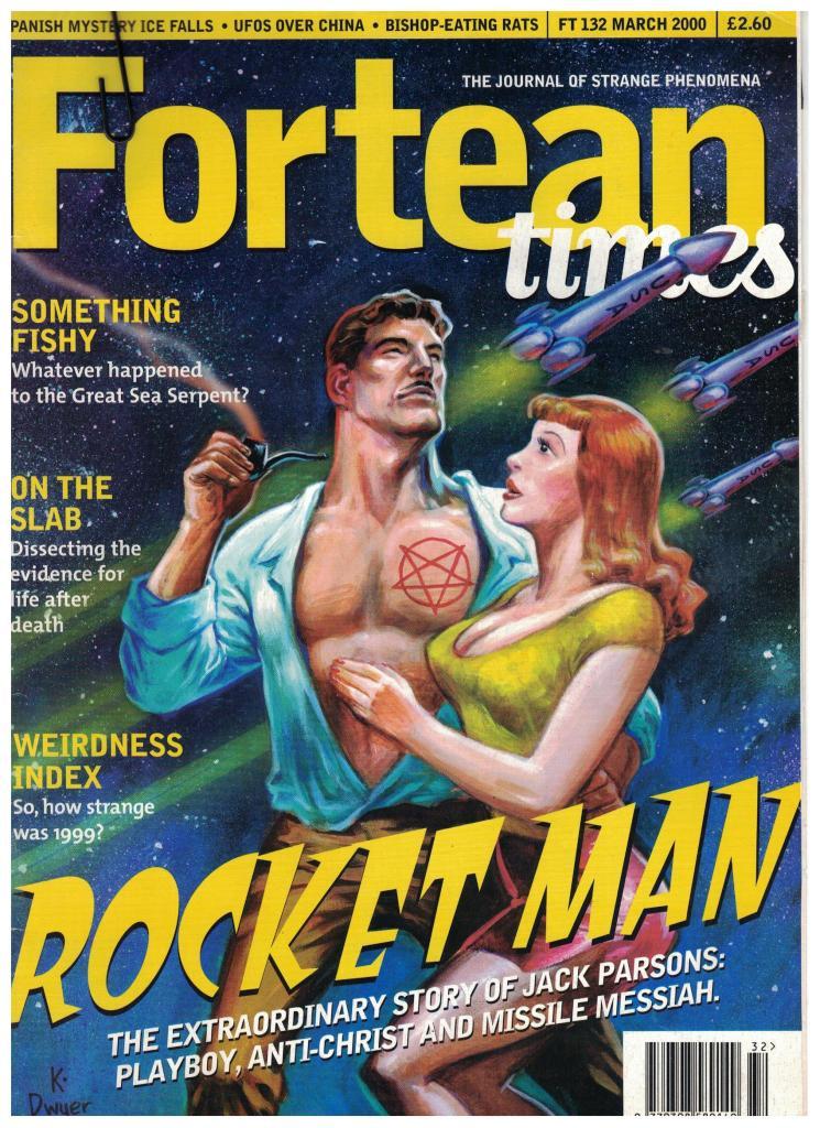 BENNETT FORTEAN TIMES COVER STORY 3