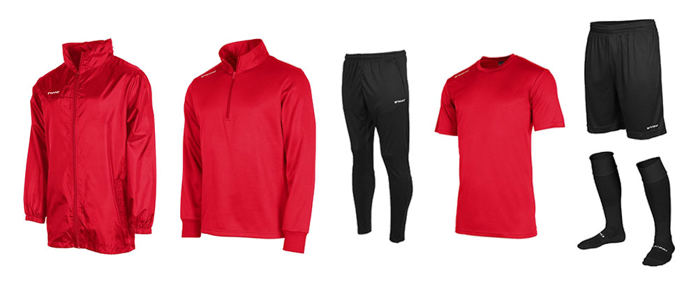 North Merchiston FC – Coach Bundle