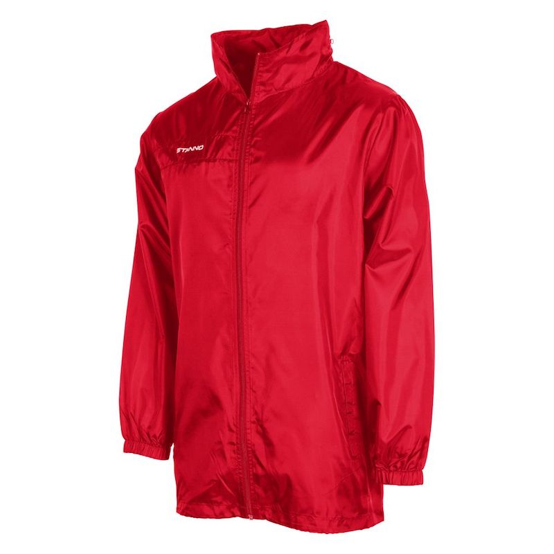 RAINJACKET RED