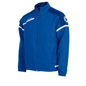 Prestige Micro Jacket_Royal_White