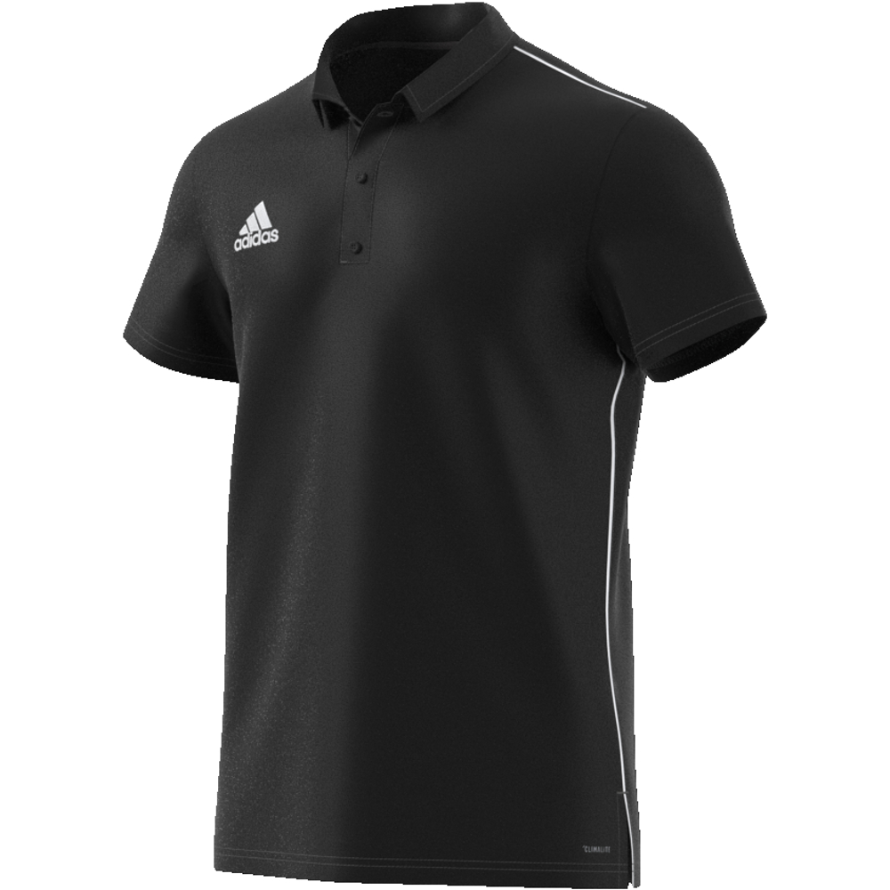 Core 18 Polo Top_Black