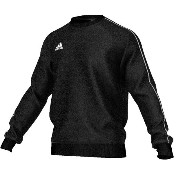 Core 18 Sweat Top_Black