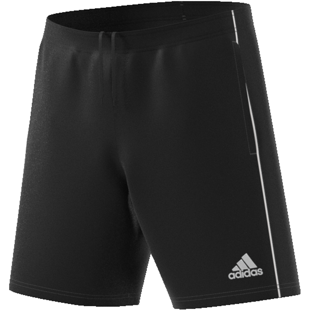 Core 18 Training Short_Black