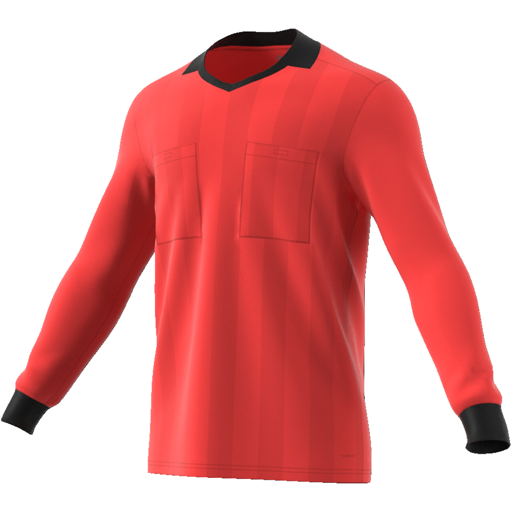 Referee 18 Top_LS_Red