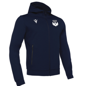 Caledonian Braves Macron Cello Full-Zip Hoody