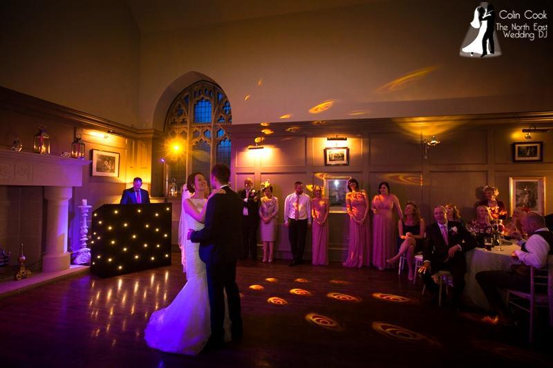 Ellingham Hall Wedding DJ