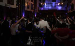 Durham Castle Heavy Rock Wedding