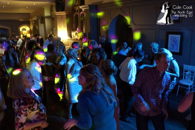 Ellingham Hall Evening Reception Disco