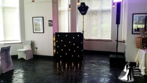Wedding DJ & Disco at Saltwell Towers Gateshead