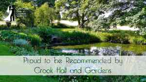 Recommended Wedding DJ and Master of Ceremonies at Crook Hall and Gardens, Durham