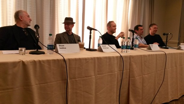 01 0830 Lone Wolves and Loose Cannons in Thrillers (Panel)