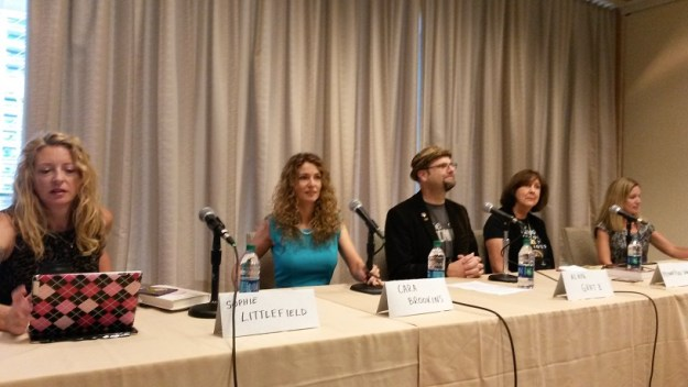 05 1000 Criminally Young at Heart (The YA Panel)