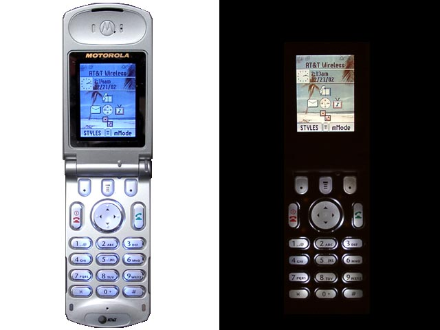Cell Phone Ring Light