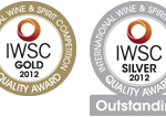 The Coveted Medal Labels - a sure sign of wine quality!