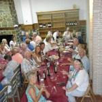 Castaño Trip Sept 2015; Hacienda & Ermita visit; Cata Chez Nous 003