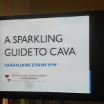 An inspirational talk about Cava from Sarah Jane Evans MW - Spanish Wine Expert.