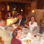 The Castaño Dinner at Swiss Hotel Moraira.