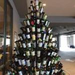 christmas-tree-wine-bottles