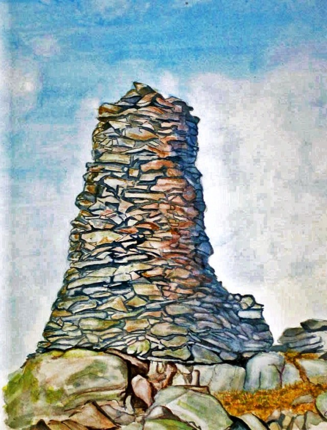 The Beacon, Thornthwaite Crag