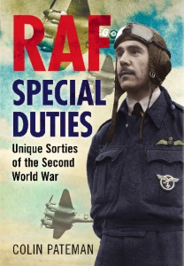 RAF Special Duties By Colin Pateman, Front Cover