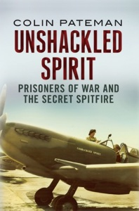 Unshackled Spirit By Colin Pateman, Front Cover