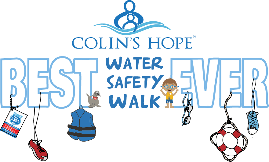 Weekend Update: Best Water Safety Walk Ever