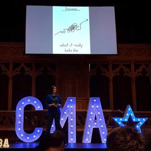 Yva Yorston at CMA Live 2017