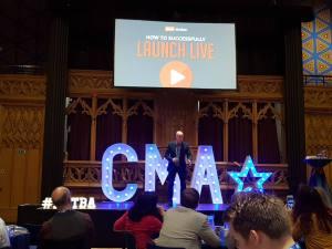 Chris Ducker at CMA Live 2017