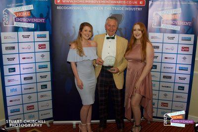 Colinton Furniture Team - Scottish Home Improvement Awards 2017 - Best Furniture Company Winner 2017