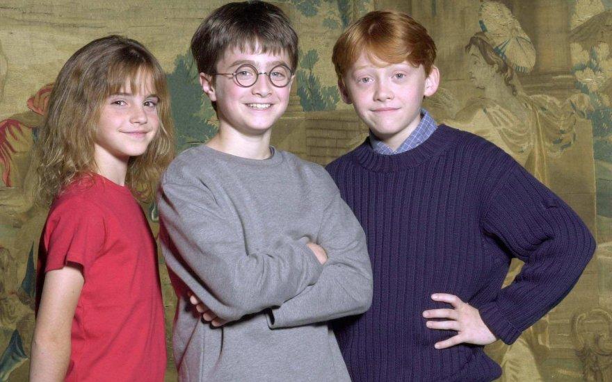 Fondos de pantalla gratis de Harry Potter