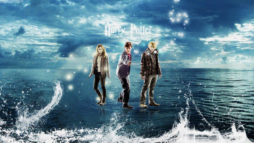 Fondo de pantalla 4K de Harry Potter