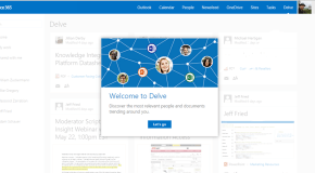 Microsoft Announces Delve Availability – Delve Hits the Shelves