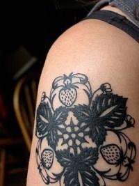 Nikki McClure tattoo