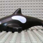 plastic toy orca