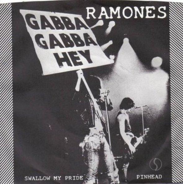Ramones Gabba Gabba Hey