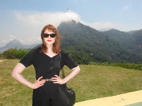 Kate Nash in Brazil