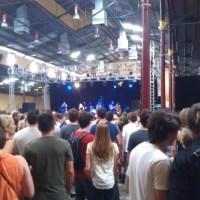 Laneway Festival @ RNA Showground, Brisbane, 28.01.12