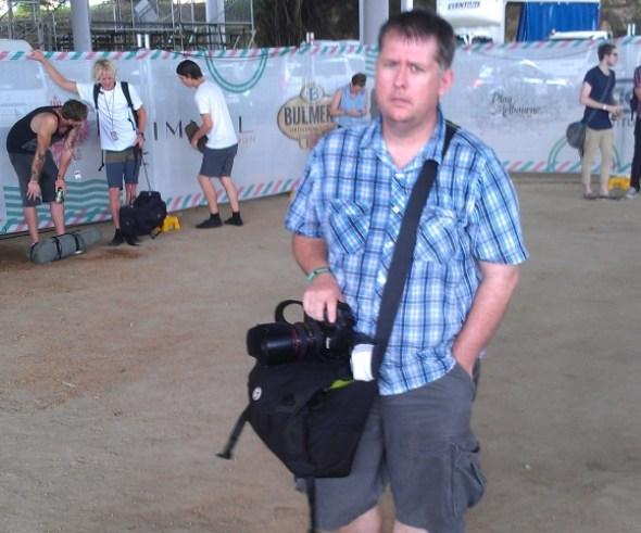 photographer - Laneway Festival, Brisbane 2012